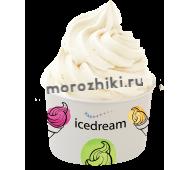 Сухая смесь для мягкого мороженого Молочная мечта