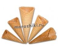 Вафельный рожок Стандарт 120