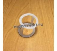 Двойное кольцо на средний клапан (широкий) BQ-322A