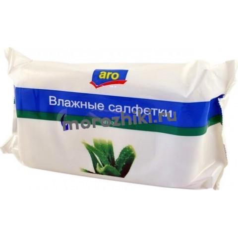Салфетки влажные ARO (80 шт)