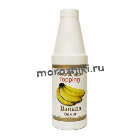 Топпинг Dolce Rosa. Банан