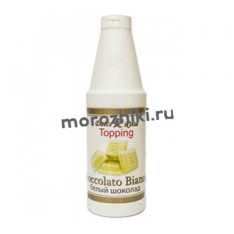 Топпинг Dolce Rosa. Белый шоколад