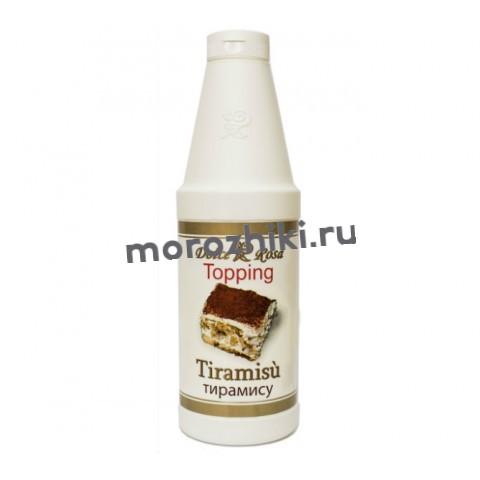 Топпинг Dolce Rosa. Тирамису